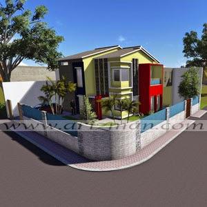Desain Model Rumah Minimalis Type 90