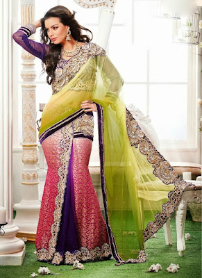 Indian girls are good at choosing wedding clothes and why not. Thanks to Bollywood!