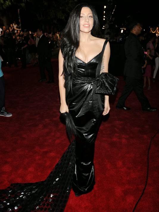 Lady Gaga Dresses  Celebrity Magazine