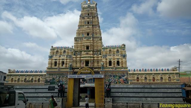 Thipperudraswamy Temple, Nayakanahatti