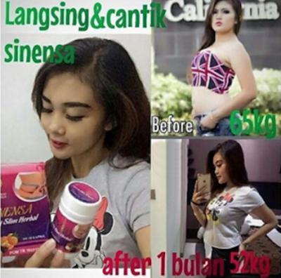 Testimoni BSH BPOM by Sinensa (Beauty Slim Herbal) Aman BPOM