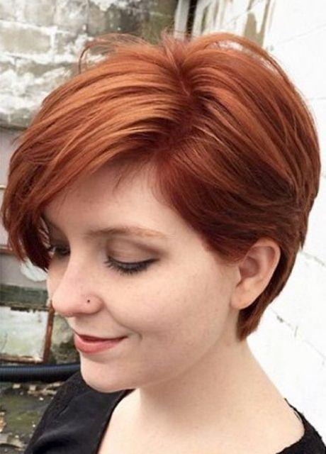 Frisuren farbe kupfer