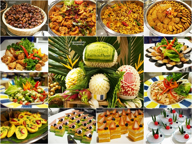 Ramadan Buffet 2017 Palm Garden Hotel IOI Resort City Putrajaya