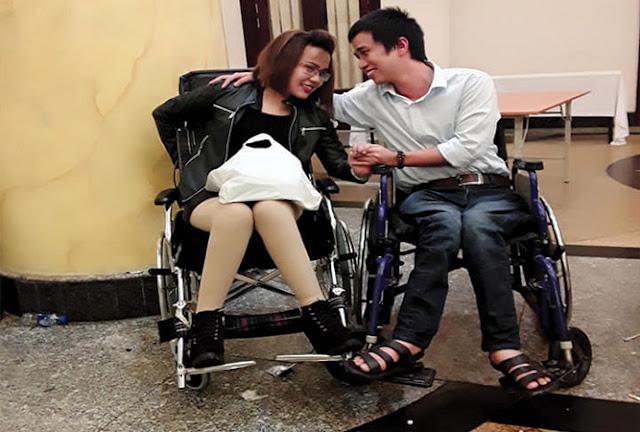 Khiếm khuyết cơ thể có phải là trở ngại của tình yêu hay không?