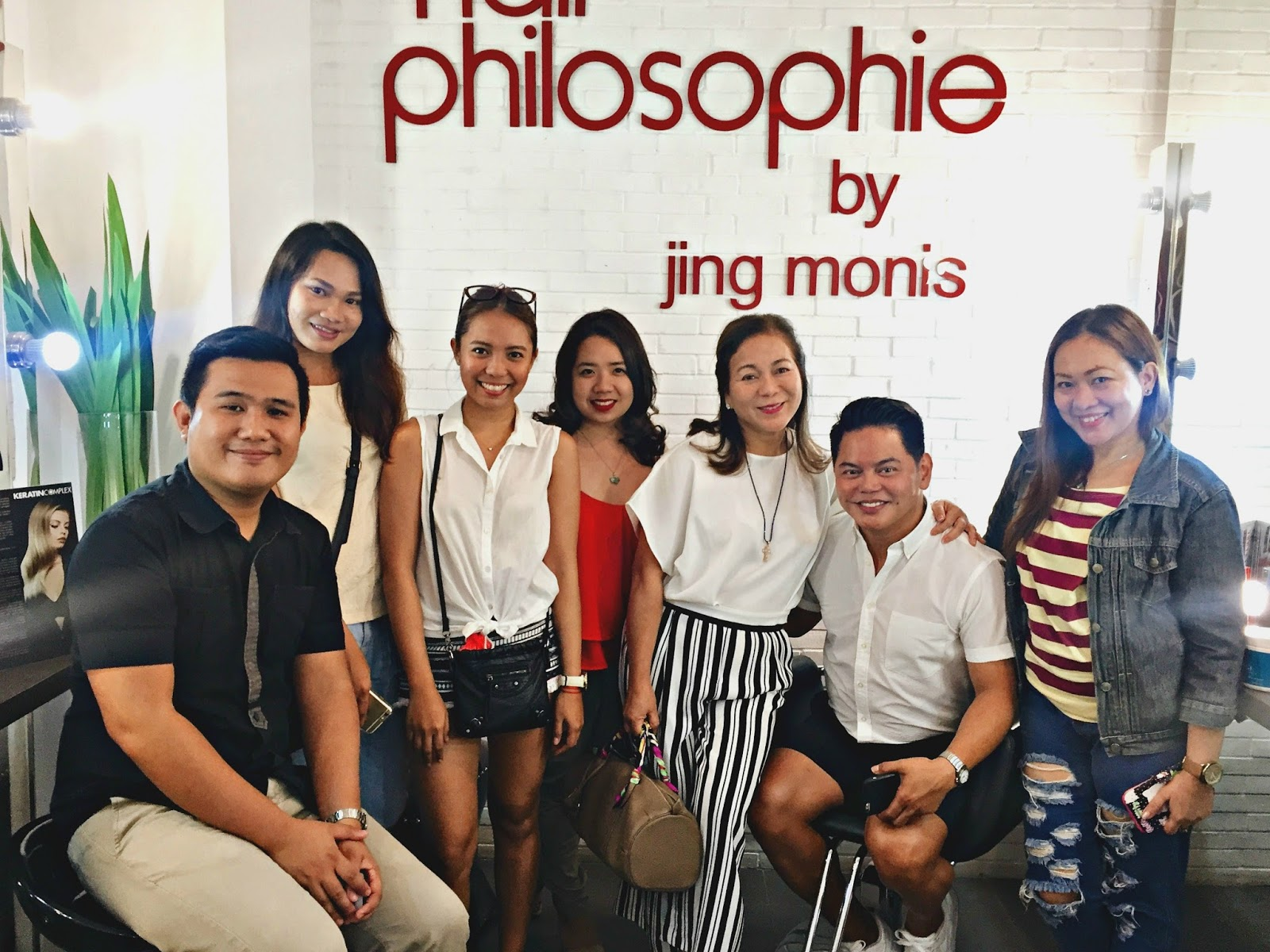 Hair Philosophie by Jing Monis: A Press Delight