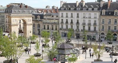 Dijon en Francia, viajes y turismo