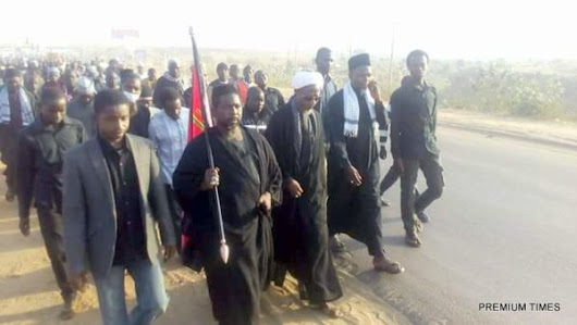Many Deaths Recorded As Police  Shiites Clash In Kano