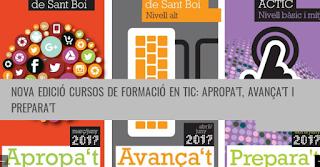 https://bibliotequesdesantboi.wordpress.com/2017/03/15/nova-edicio-cursos-de-formacio-en-tic-apropat-avancat-i-preparat/
