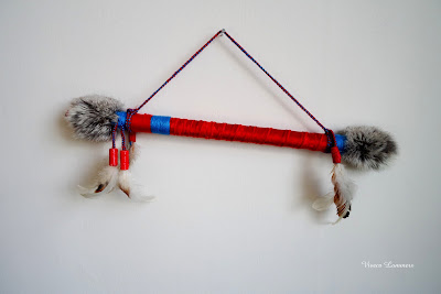 The Talking Stick can help you to release tensions and to alter your mind. But what is mind?