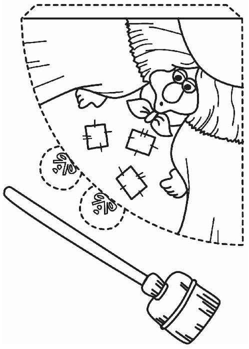 Atividades De Dia Das Bruxas 12 Brinquedos De Papel Para Imprimir