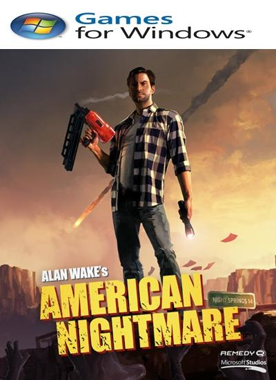 Alan Wakes American Nightmare PC Full Español Reloaded Descargar 2012