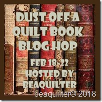 Dust Off a Quilt Book Blog Hop