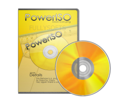 Download PowerISO 6.1 Full Version Incl. Patch