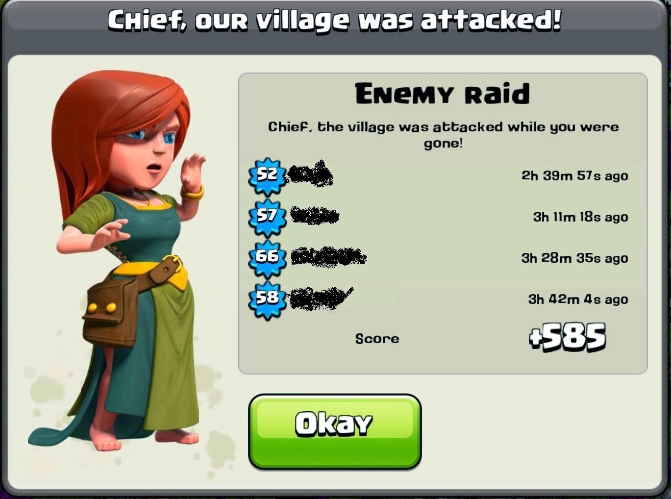 Tips Menyusun Pertahanan Di Clash Of Clans