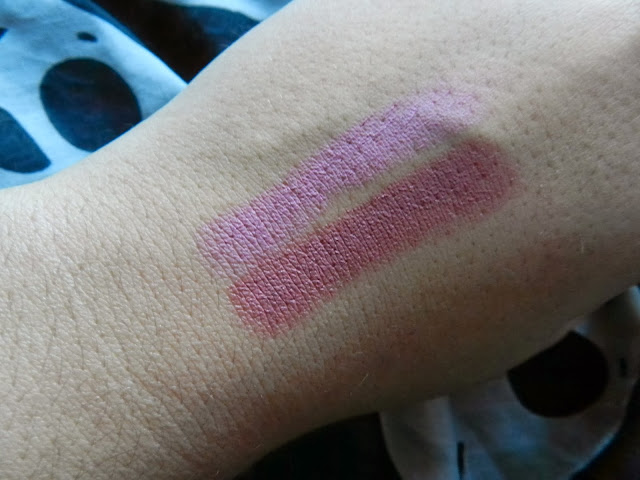 Kate Moss Lasting Finish Collection Swatches