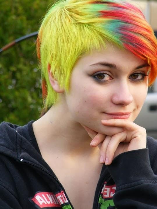 Hair color ideas for short hair tumblr | Hair and Tattoos
