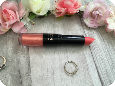 makeup revolution lip power everything's alright lipstick