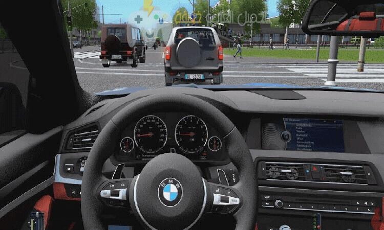 تحميل لعبة City Car Driving مجانا للكمبيوتر برابط مباشر
