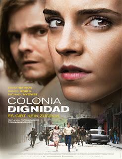Colonia Dignidad (2016) Online
