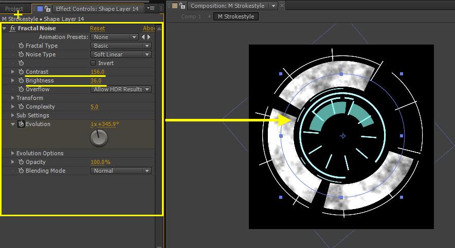 Futuristic UI 02
