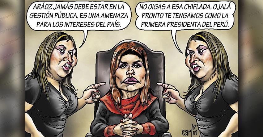 Carlincaturas Martes 6 Agosto 2019 - La República