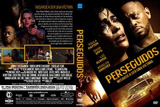 Traffik - Perseguidos - Cover DVD