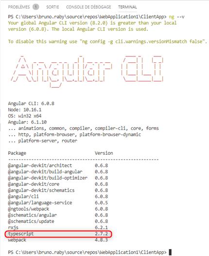 SoDevLog - Développement d'application logicielles ASP.NET Core + EF Core + Angular