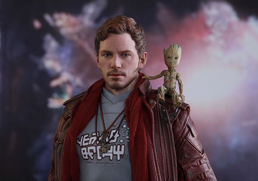 GUARDIANS OF THE GALAXY VOL.2 - STAR-LORD (Deluxe Version) 15