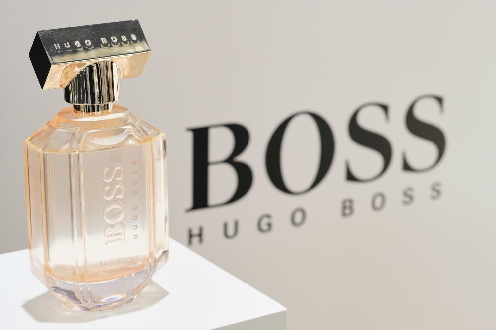 3a916174 Loca por los tacones: Boss The Scent For Her, el nuevo juego de ...