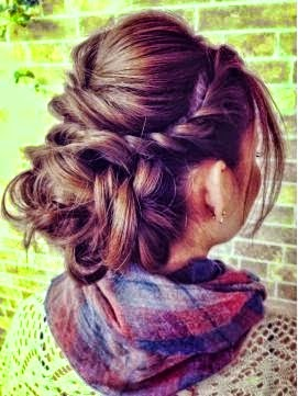 5 Fabulous French Twist Updos}