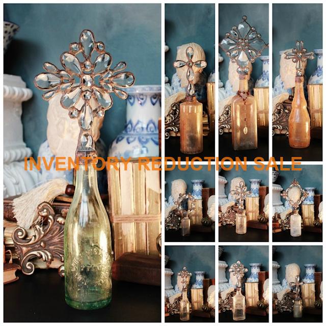 cross bottles