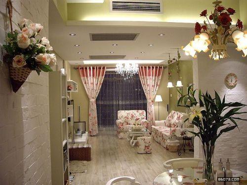 Ruang Tamu English Style Desainrumahid Com