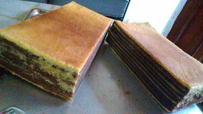 Aneka ragam kue khas Kalimantan Barat