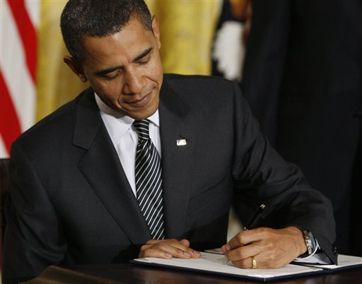 How many presidential executive orders has obama signed to date — pic 1