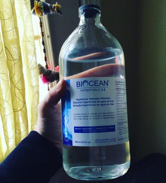 Quinton Water