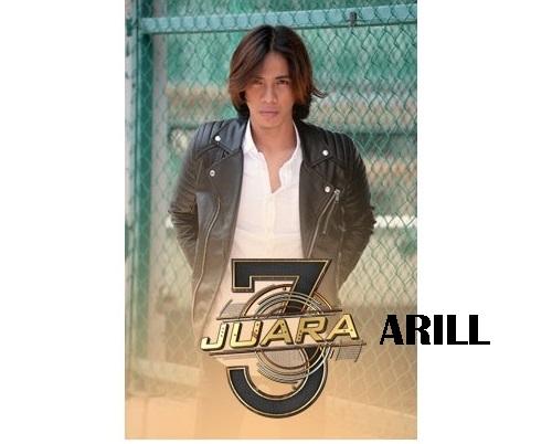 biodata Arill peserta 3 Juara TV3, biodata 3 Juara TV3 Arill, profile Arill 3 Juara TV3 2016, biografi Arill, profil dan latar belakang Arill 3 Juara genre rock, gambar Arill 3 Juara TV3