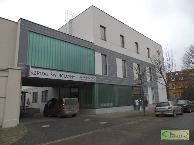 Poród w szpitalu im. Świętej Rodziny w Poznaniu - 2015