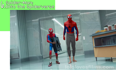 Spider-Man: Into the Spider-Verse 2018 movie