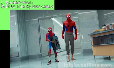 Spider-Man: Into the Spider-Verse 2018 movie