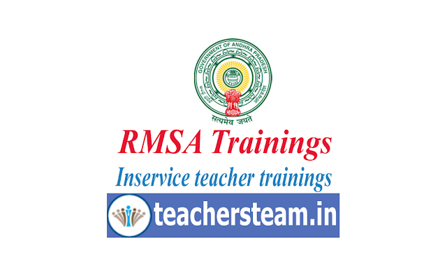 RMSA trainings