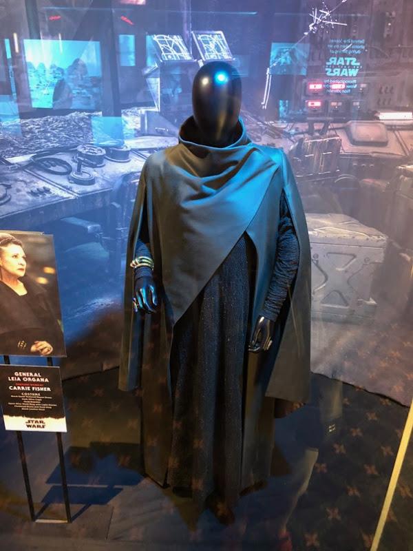 General Leia Organa costume Star Wars Last Jedi