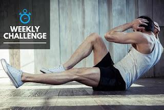 gerakan olahraga cara mengecilkan perut buncit di rumah