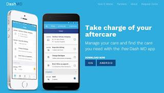 Dash MD Deliver Aftercare Instruction Through Innovative Digital Health Solution
