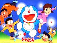 Tokoh-Tokoh Dalam Film Kartun Doraemon