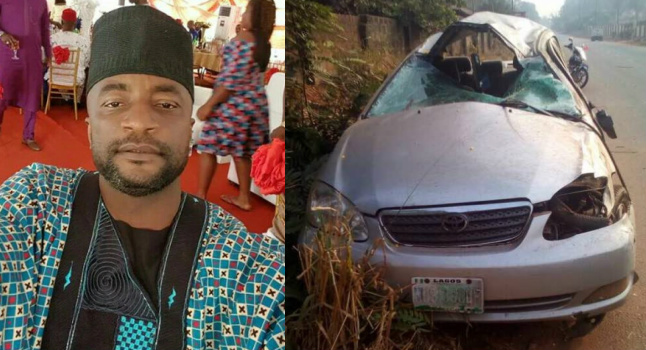 issakaba producer dies car accident