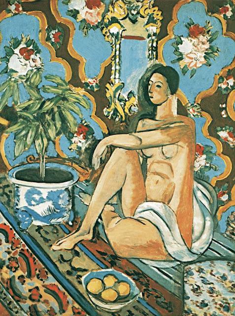Henri Matisse Oryantal
