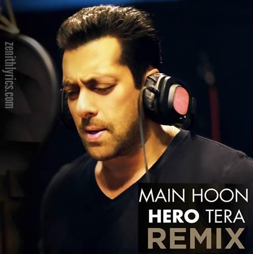 Main Hoon Hero Tera (Remix) - DJ Raw