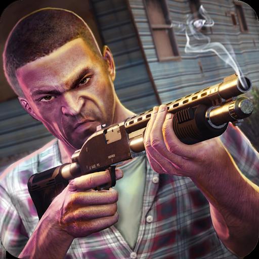 تحميل لعبه Grand Gangsters 3D مهكره وجاهزه للأندرويد