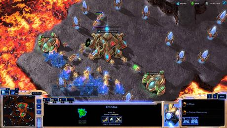 StarCraft 2 Heart of The Swarm PC Gameplay