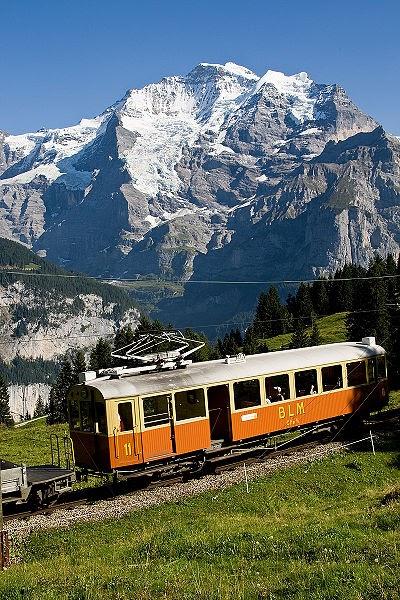 Jungfraubahn, Bernese Oberland